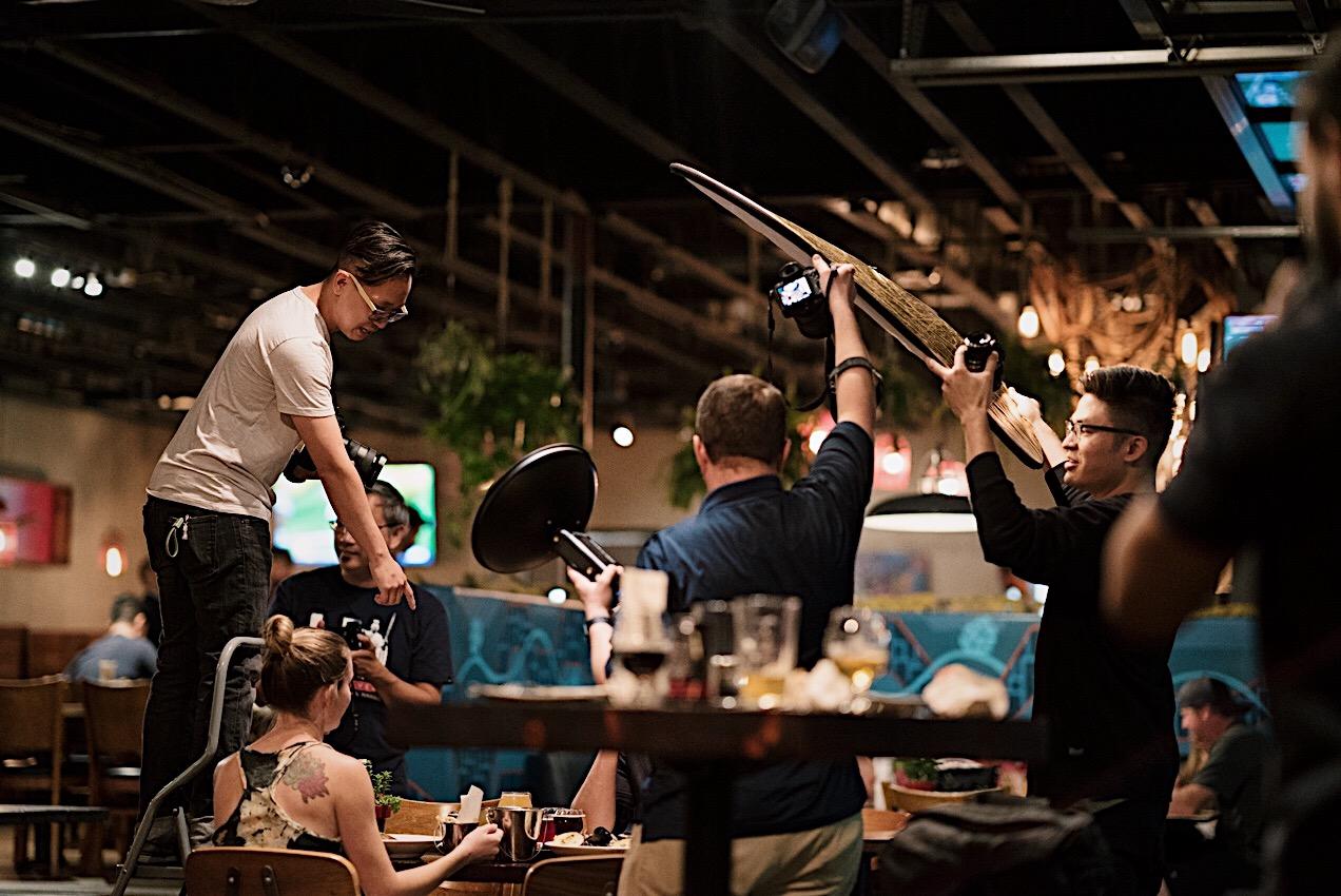 27Beers And Cameras Sony Alpha SonyA7SII Team Work