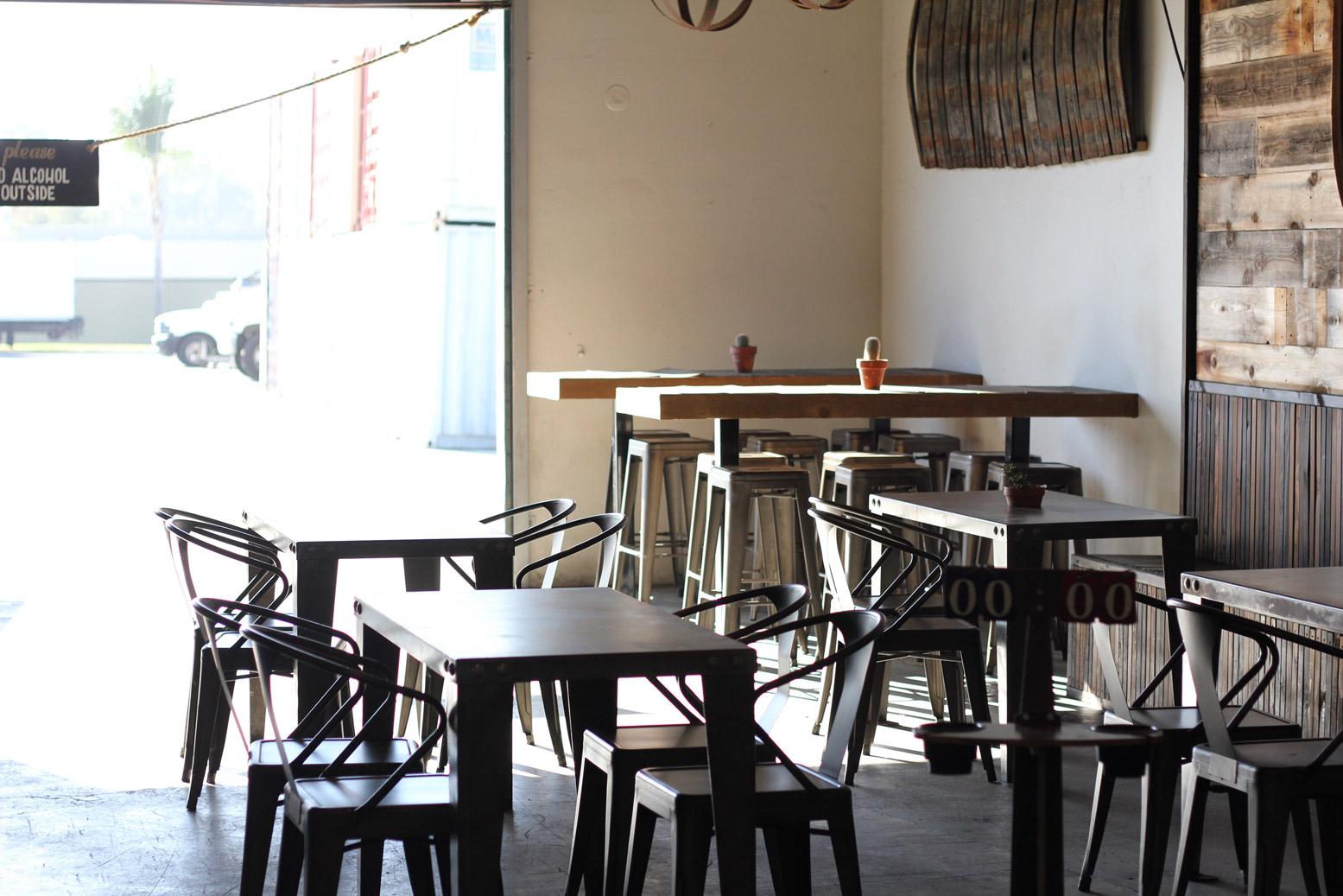 32 North San Diego CA Brewery Interior
