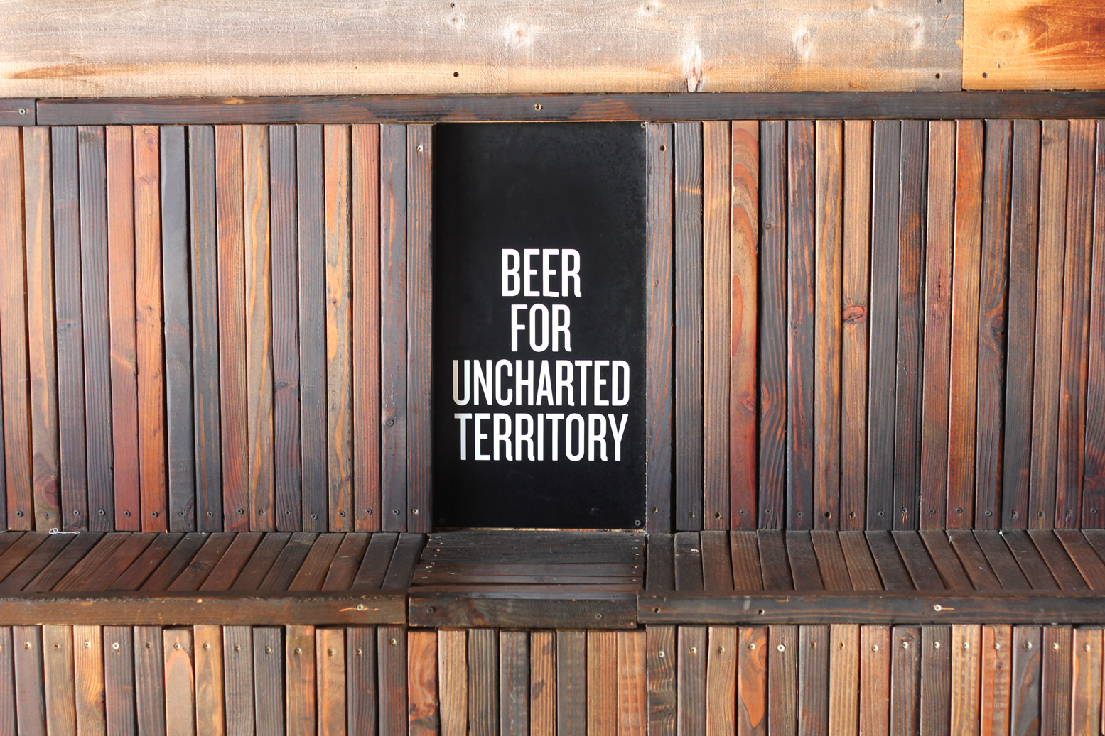 32 North San Diego CA Brewery Interior Decor