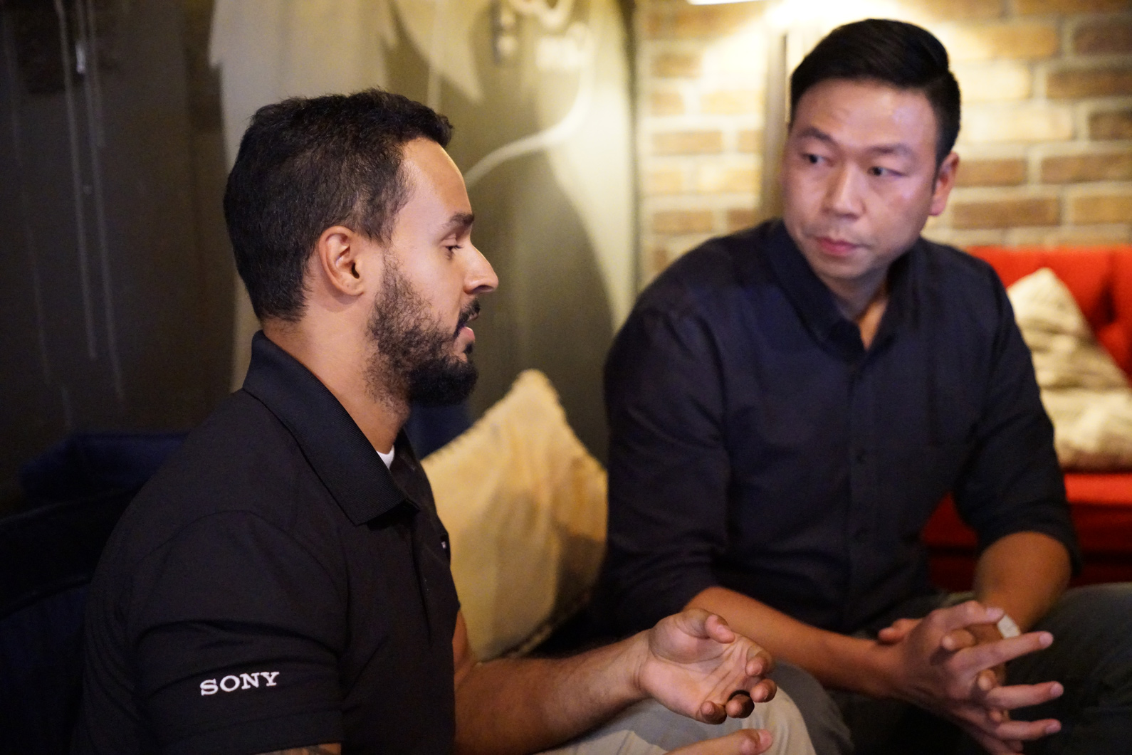 Beers And Cameras Sony Alpha SonyA7RII Interview Alex