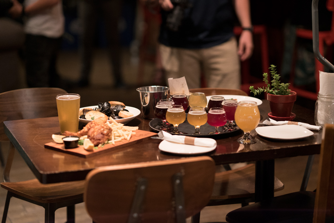 25Beers And Cameras Sony Alpha SonyA7SII Foodies